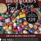 Help Support our Community with Briarwood's Food Drive!